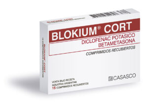 ESTUCHE BLOKIUM CORT x15 COMP. REC. VTA
